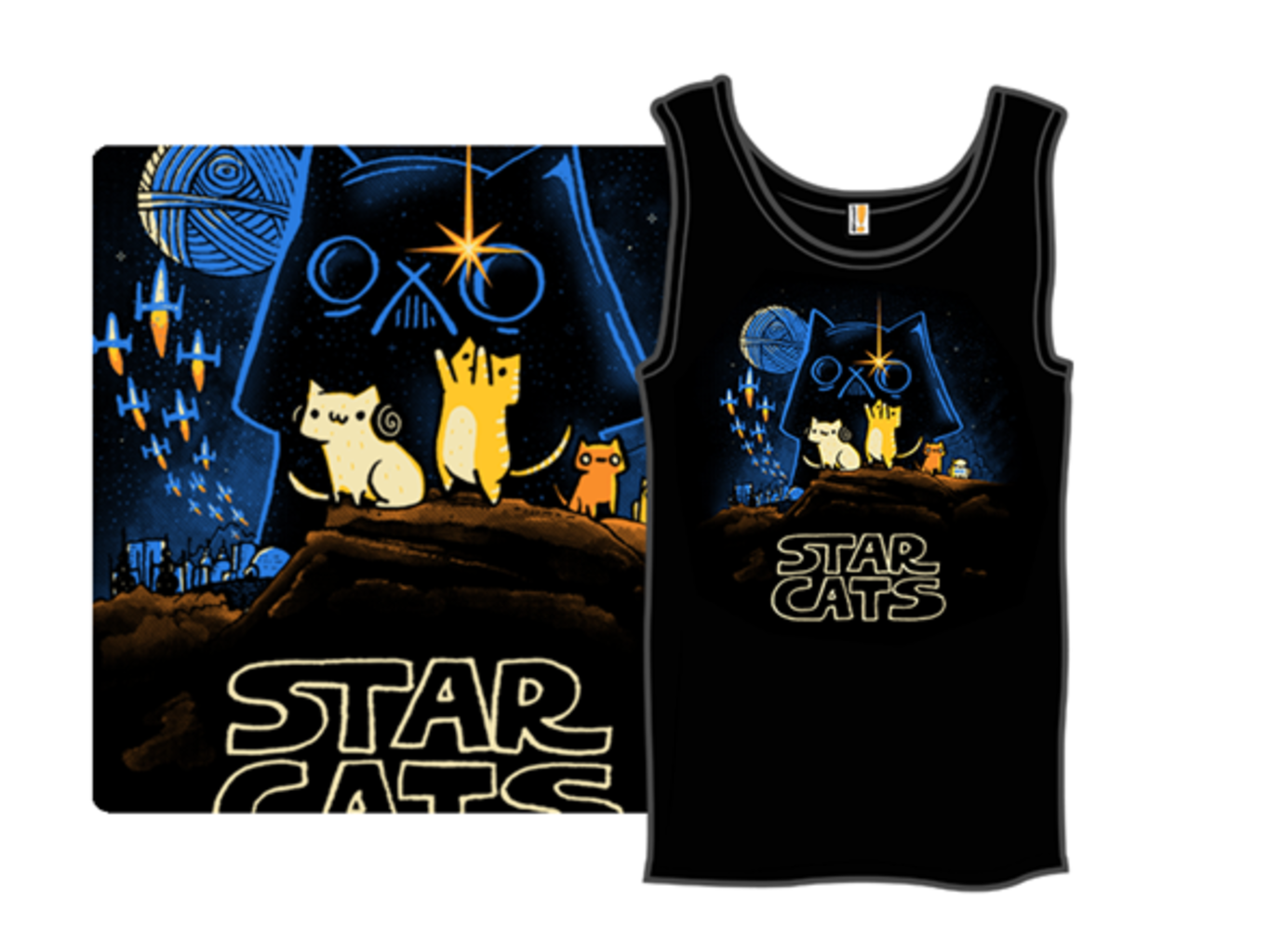 Woot!: Star Cats