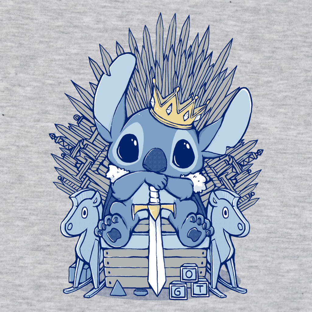 Pampling: The Throne