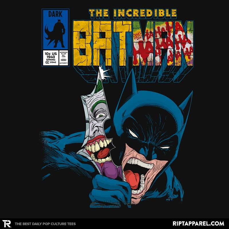 Ript: The Incredible Bat
