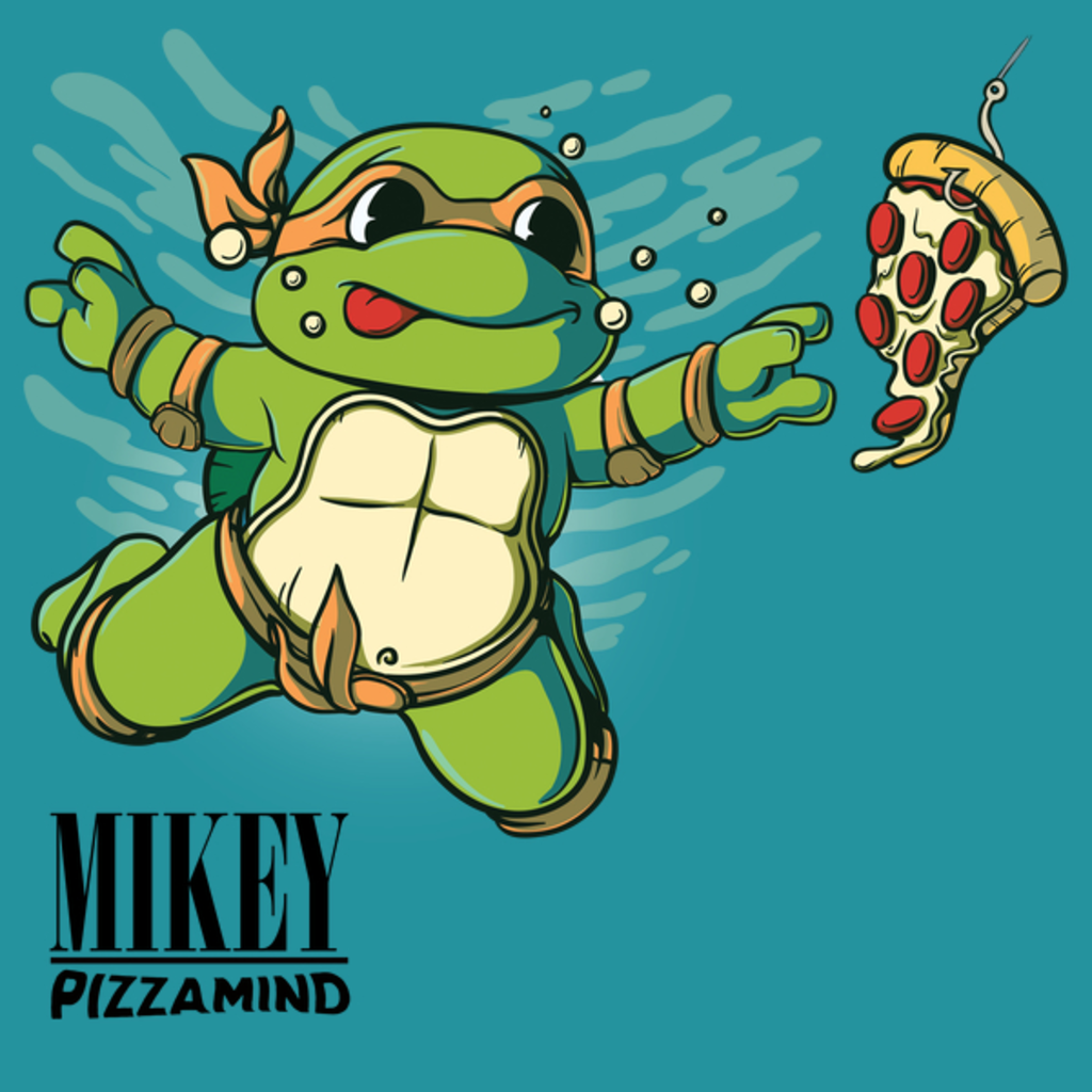 NeatoShop: MIKEY - Pizzamind
