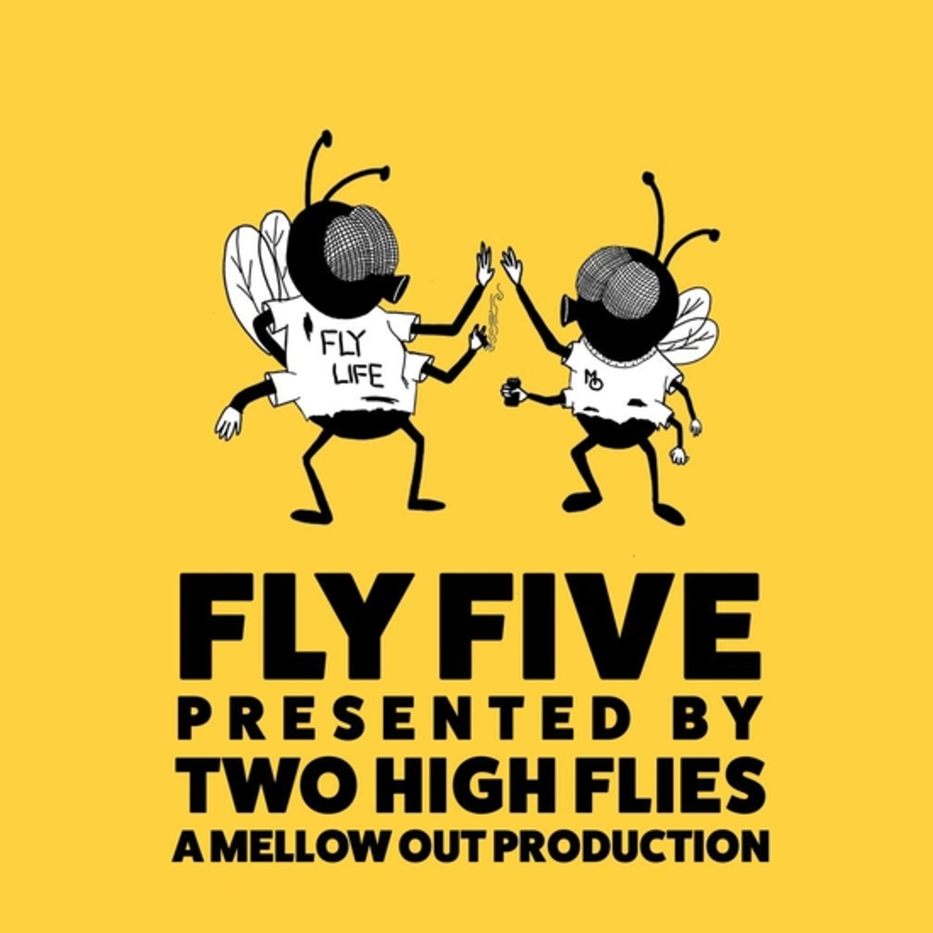 BustedTees: FlyFive