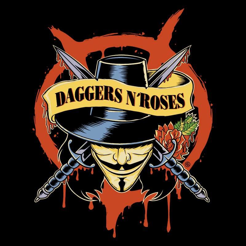 Pampling: Daggers'n'Roses