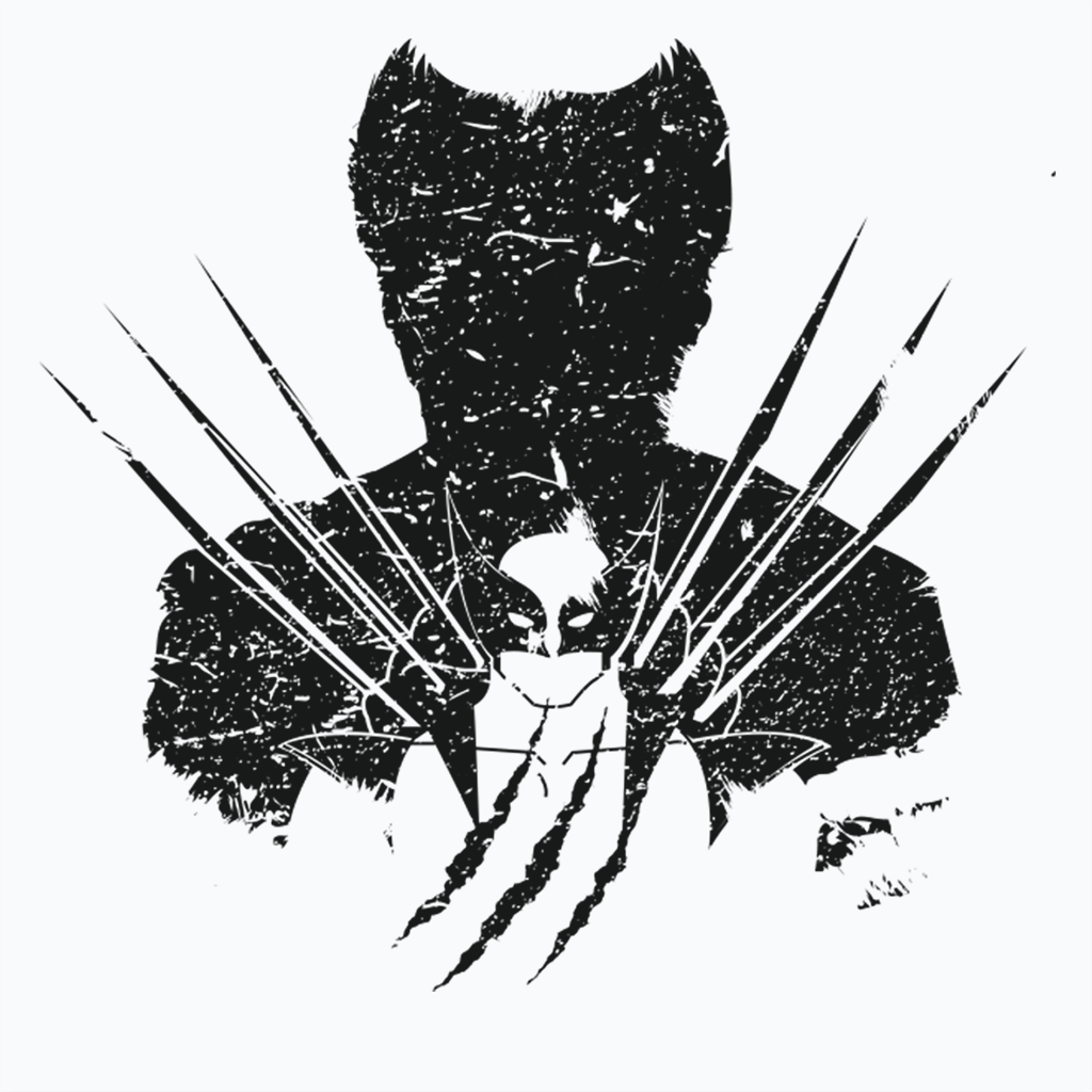 Pop-Up Tee: Adamantium Shadow