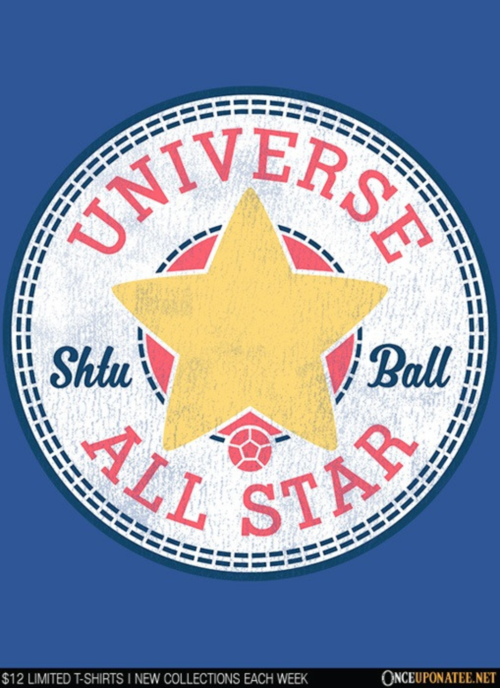 Once Upon a Tee: Universe All Star