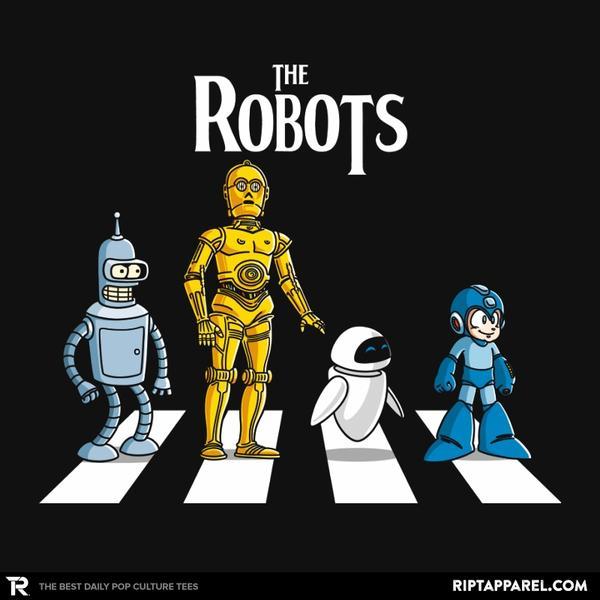 Ript: The Robots