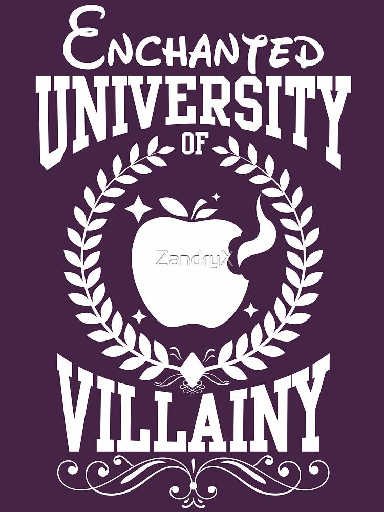RedBubble: University of Villainy