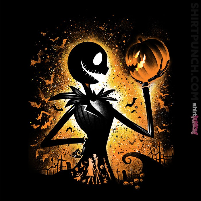 ShirtPunch: King Of Halloween