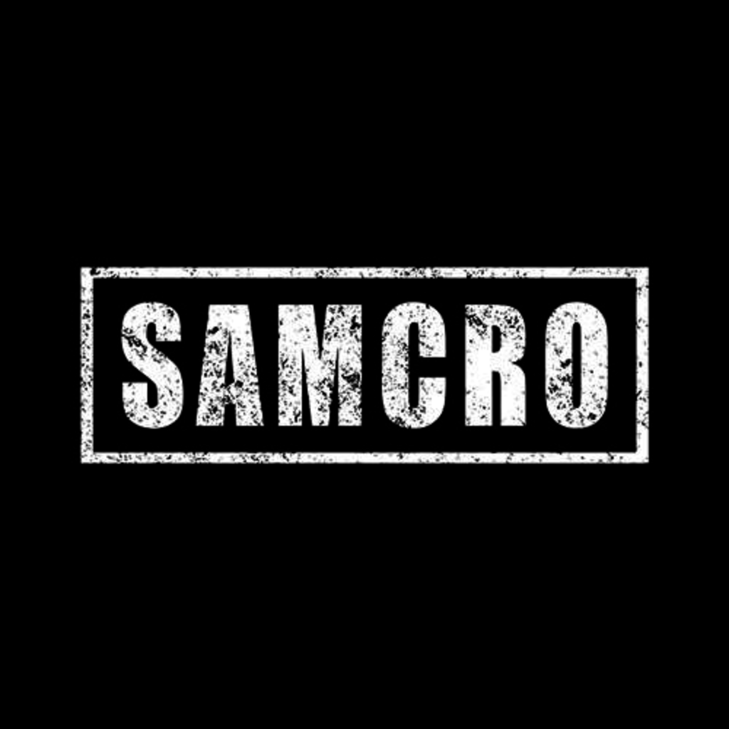 Five Finger Tees: Samcro T-Shirt