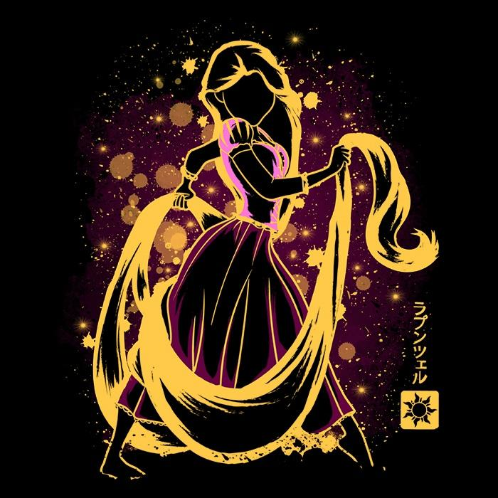Once Upon a Tee: The Tower Princess