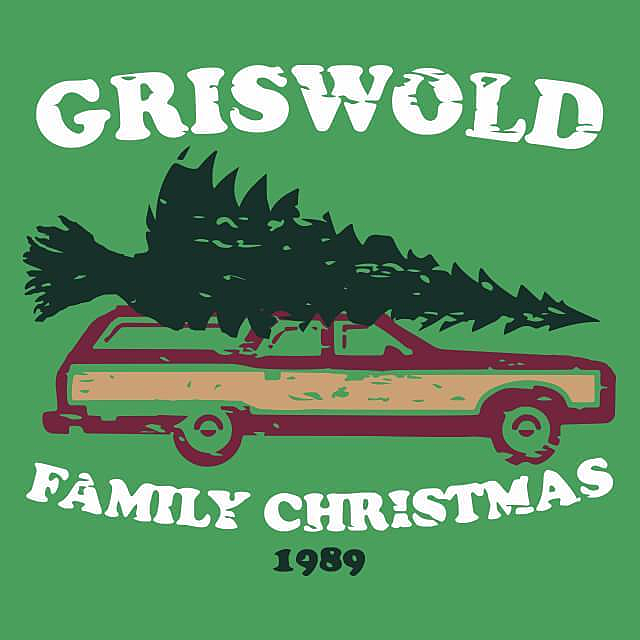 Textual Tees: Griswold Family Christmas