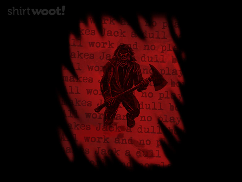 Woot!: REDRUM