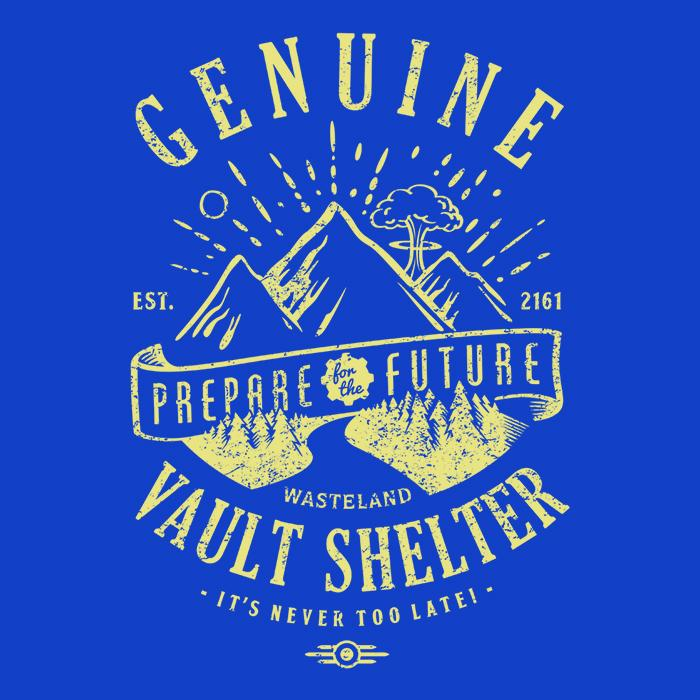 Once Upon a Tee: Genuine Vault