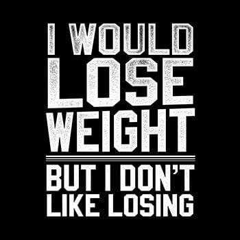BustedTees: Lose Weight
