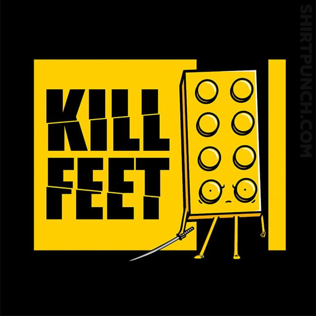 ShirtPunch: Kill Feet