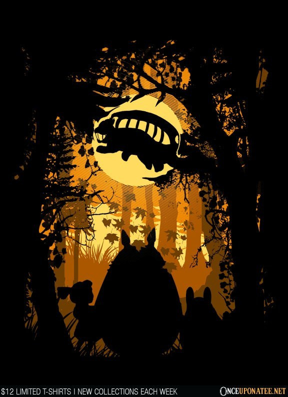 Once Upon a Tee: Forest Friends