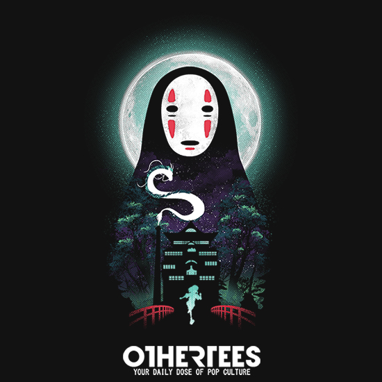 OtherTees: River Flows in you