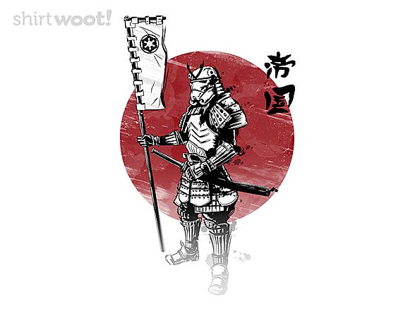 Woot!: Samurai Empire