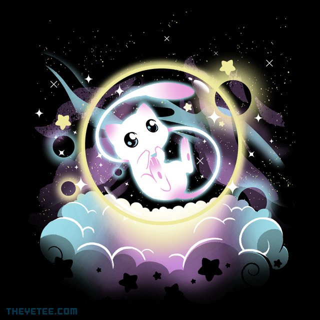 The Yetee: Rainbow Cloud