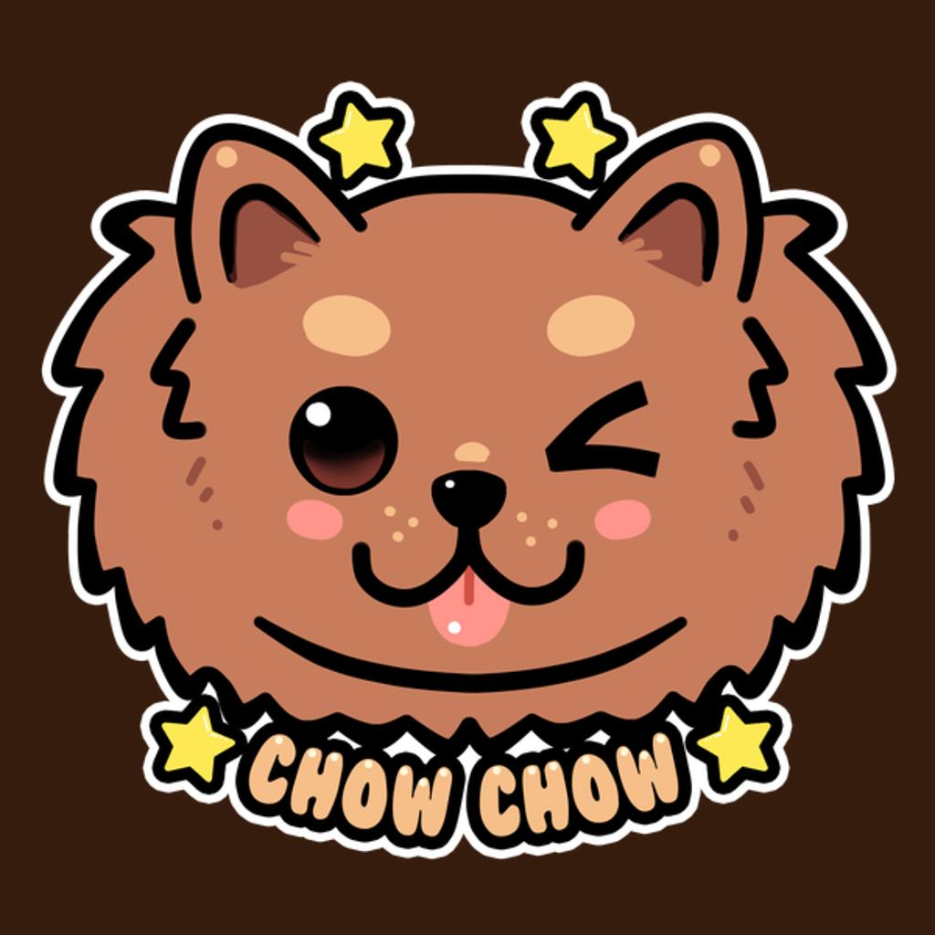 NeatoShop: KAWAII Chow Chow Dog Face