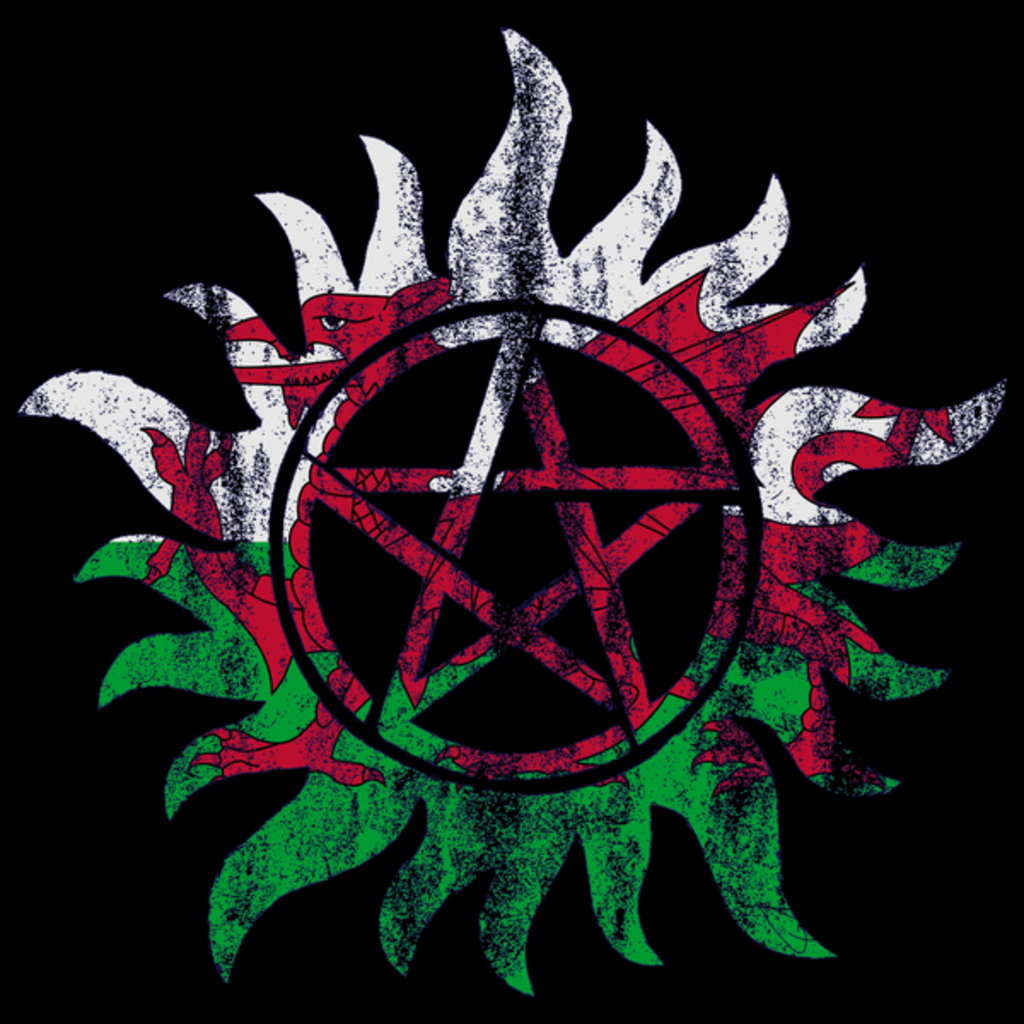 NeatoShop: SPN Family Welsh Anti-Possession