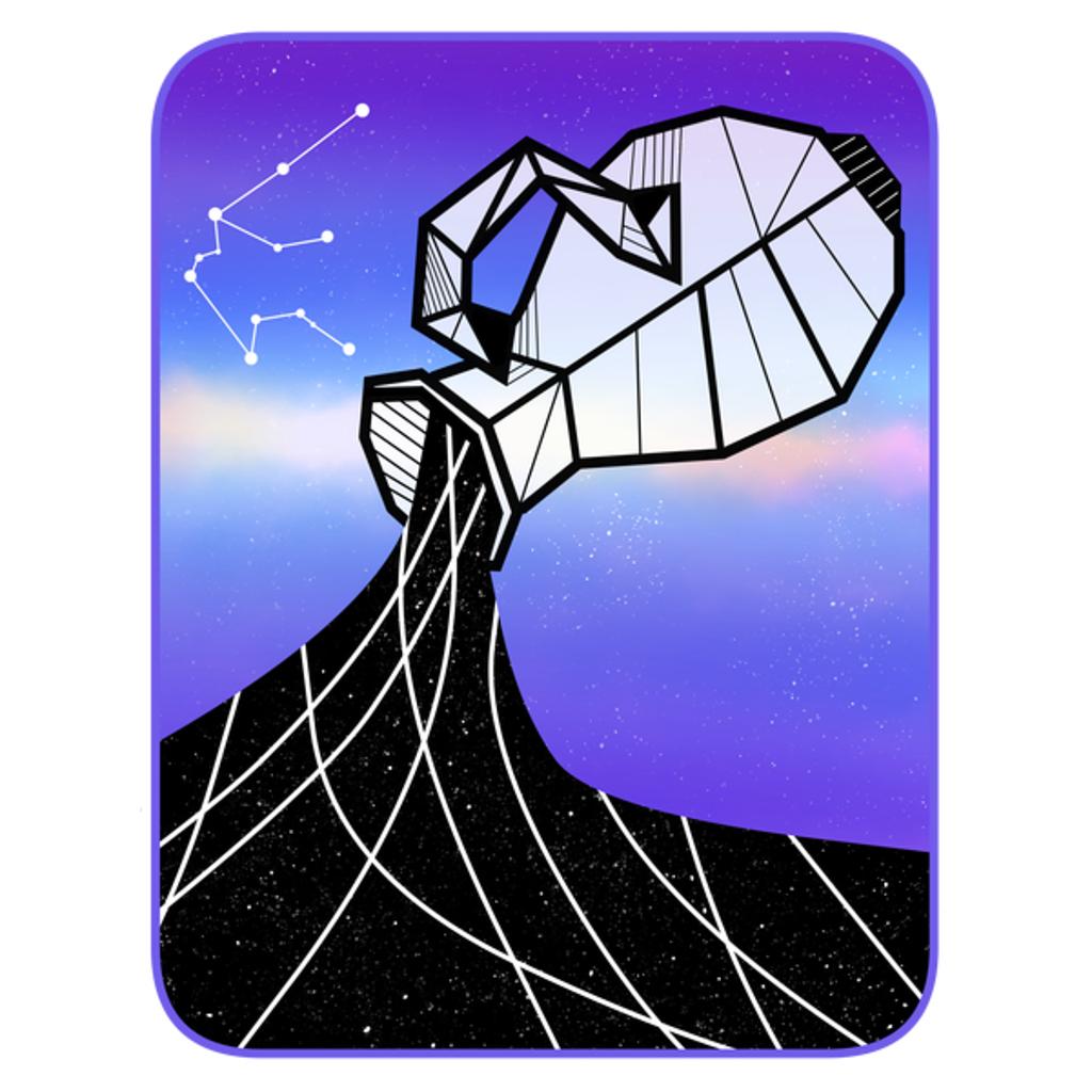 NeatoShop: Zodiac star sign Aquarius