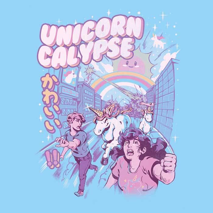 Once Upon a Tee: Unicorn Calypse