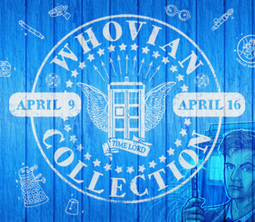 TeeFury: Whovian Style Collection