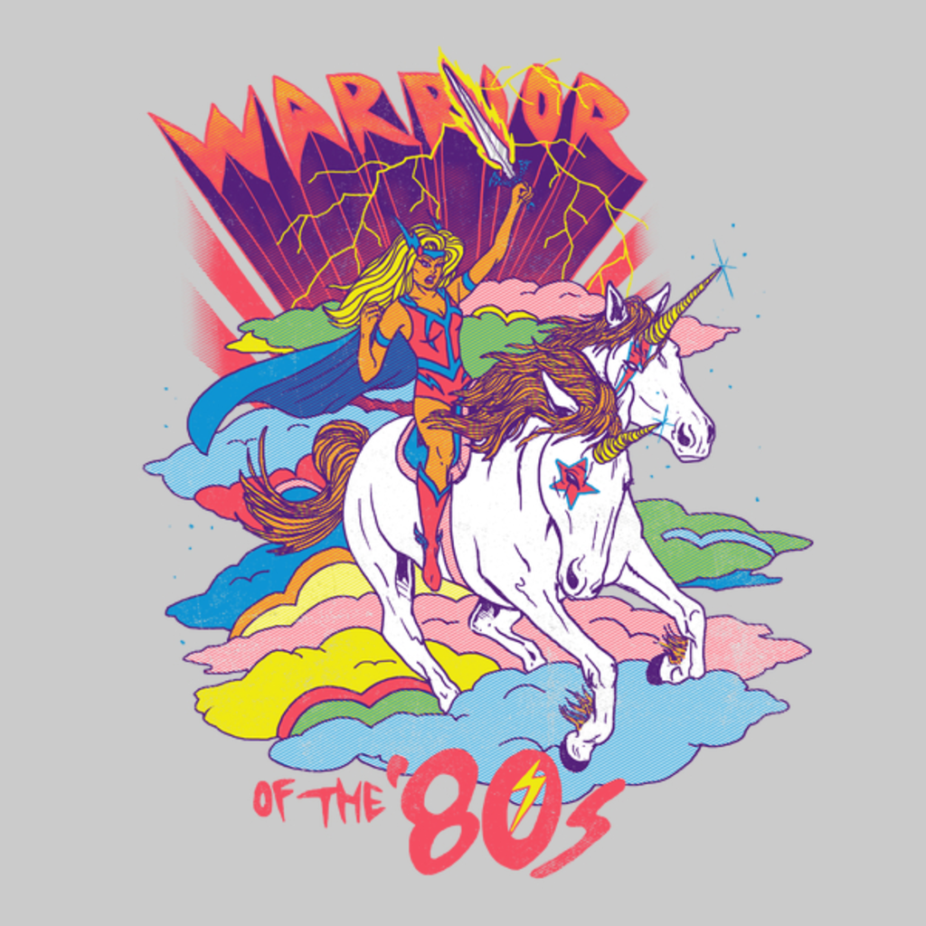 NeatoShop: Warrior of the '80s