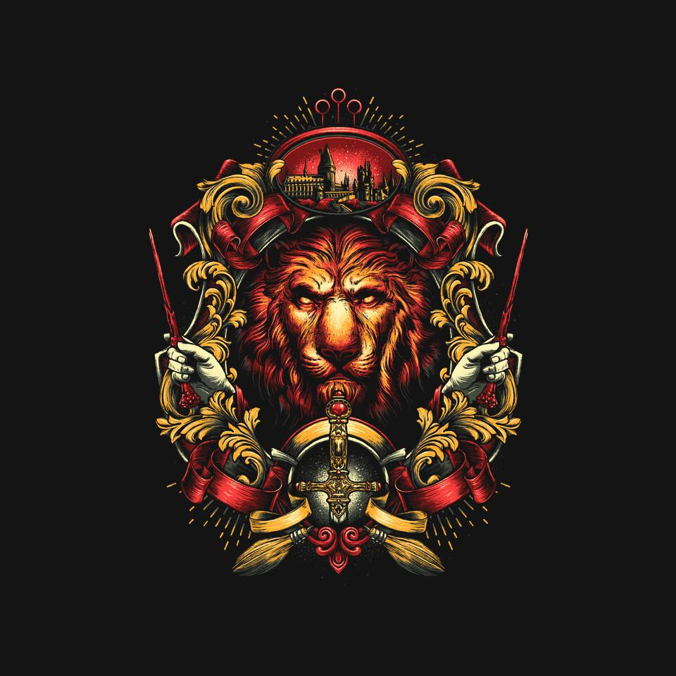 TeeFury: House of the Brave