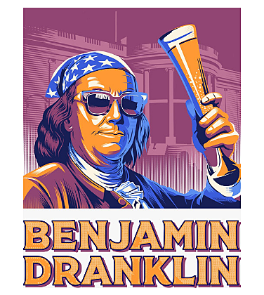 Shirt Battle: Benjamin Dranklin