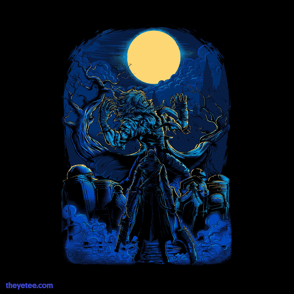 The Yetee: The First Hunt