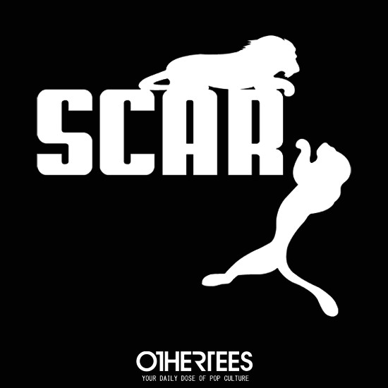 OtherTees: SCAR
