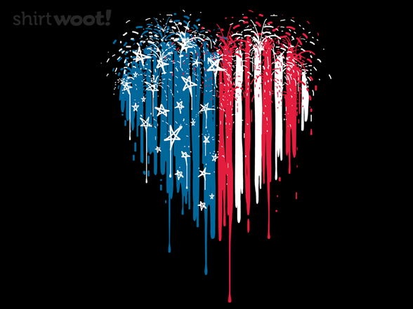 Woot!: Bleeding Heart American