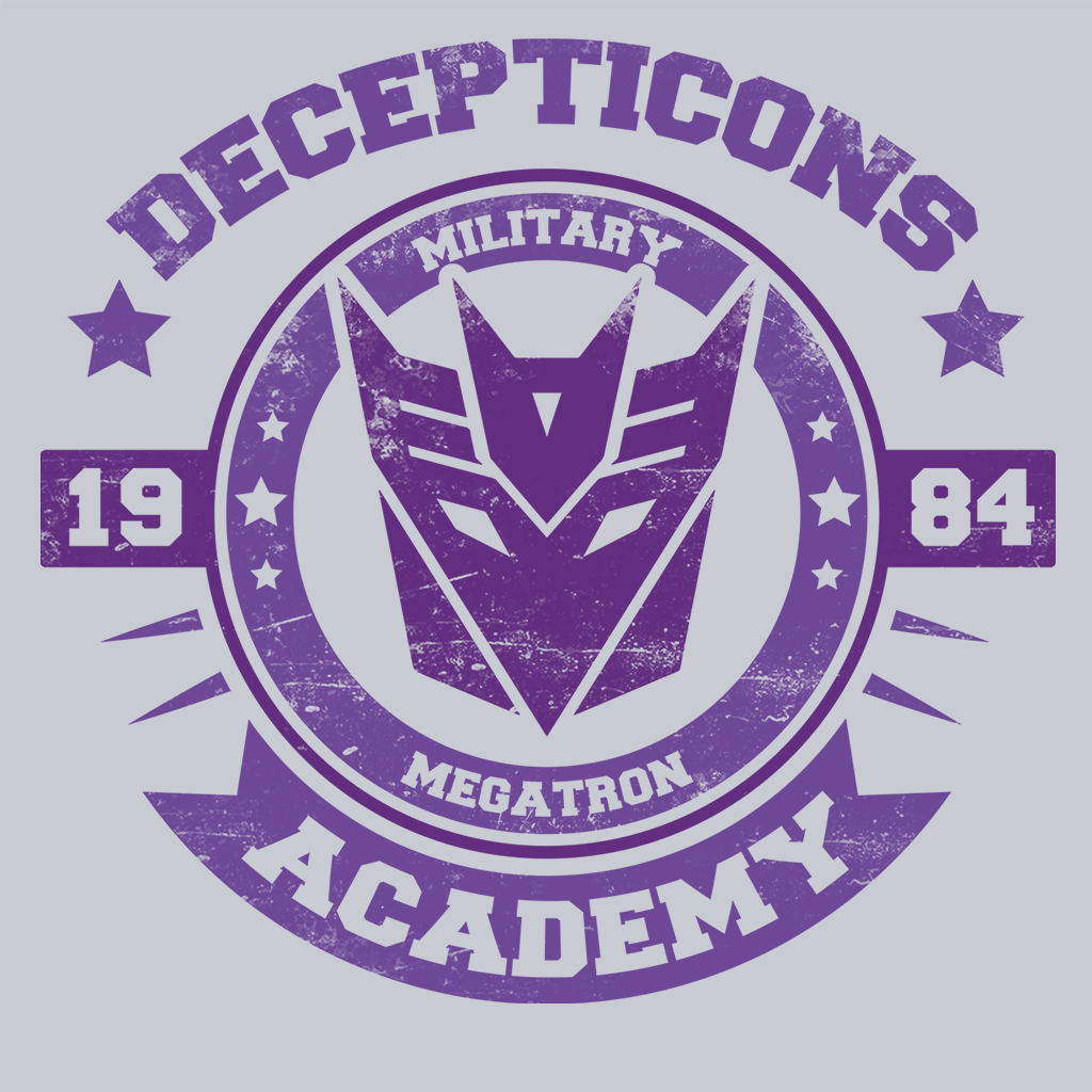 Pop-Up Tee: Decepticons Academy