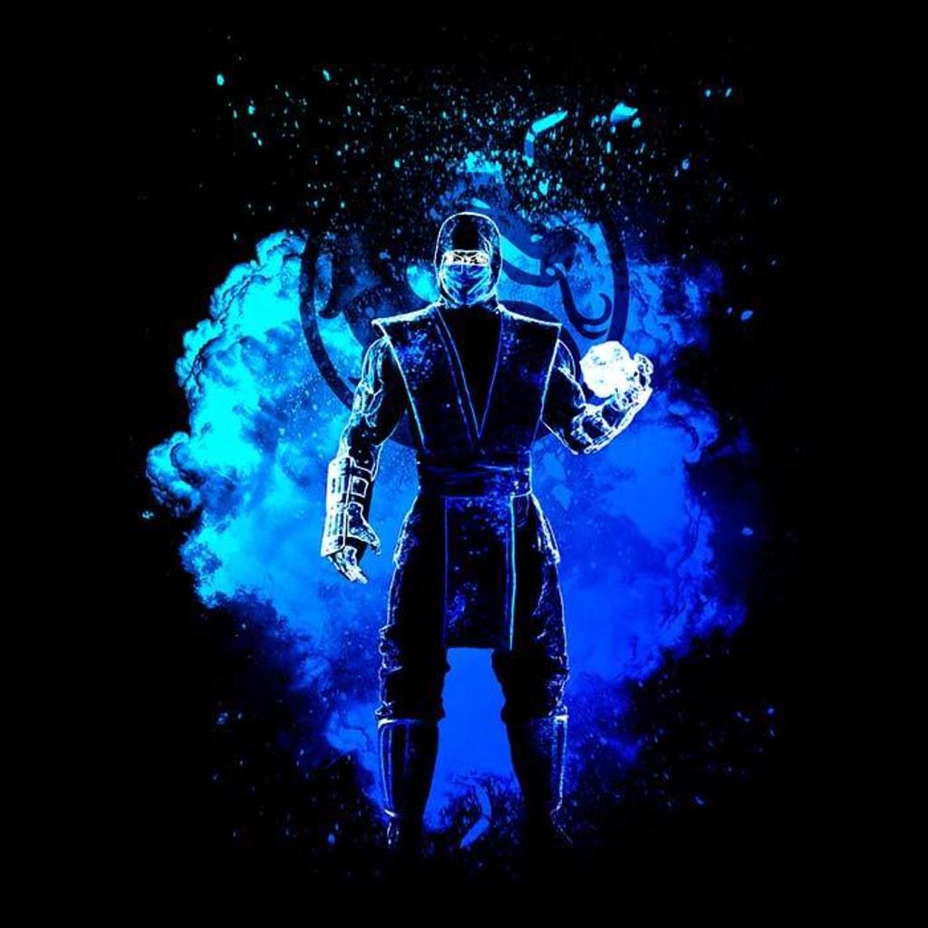 Once Upon a Tee: Soul of Ice Ninja