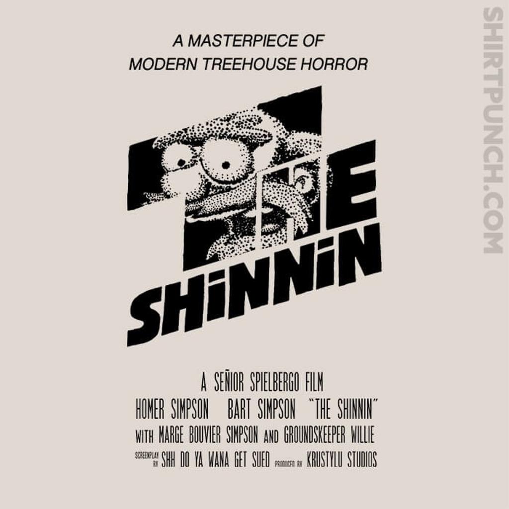 ShirtPunch: The Shinnin
