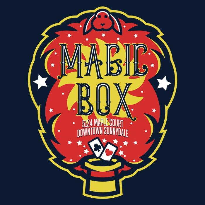 Once Upon a Tee: Magic Box
