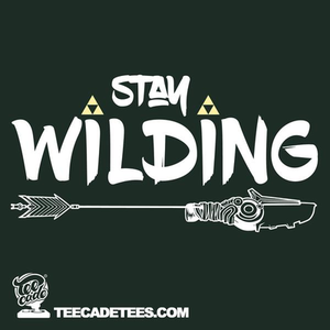 Teecade: Stay Wilding
