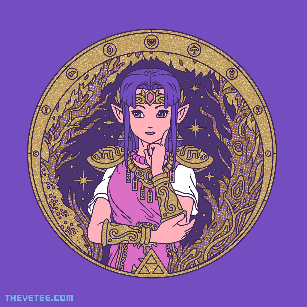 The Yetee: Royal Reflection