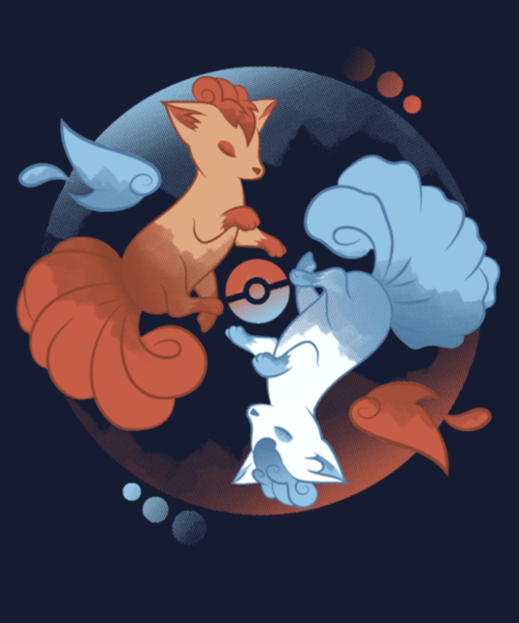 Qwertee: Of Fire & Ice