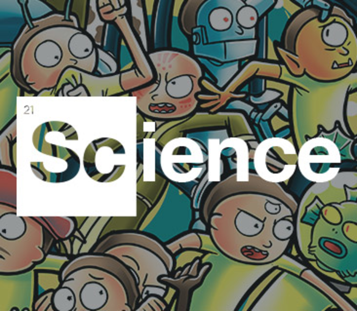 TeeFury: Science! Collection