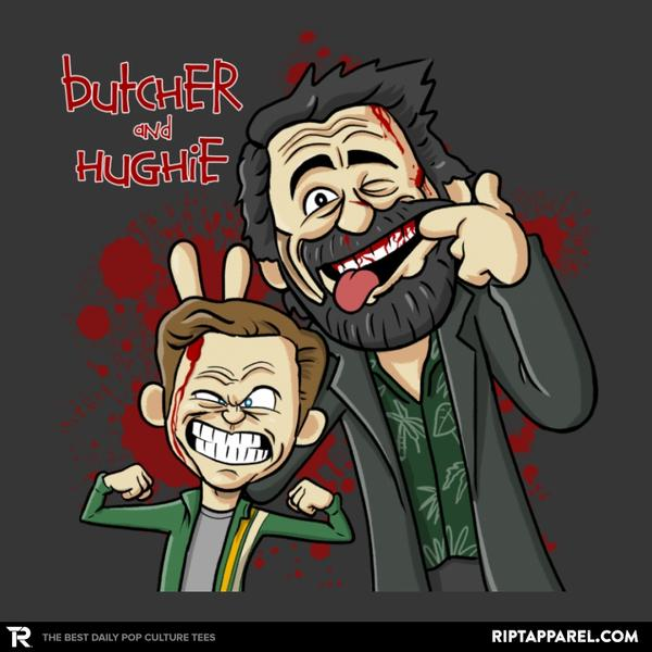 Ript: Butcher and Hughie