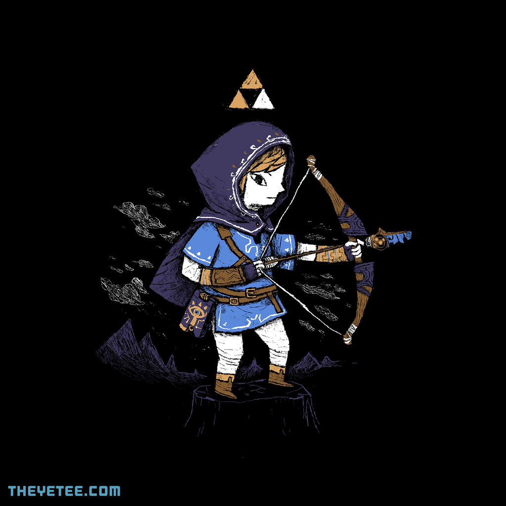 The Yetee: have courage