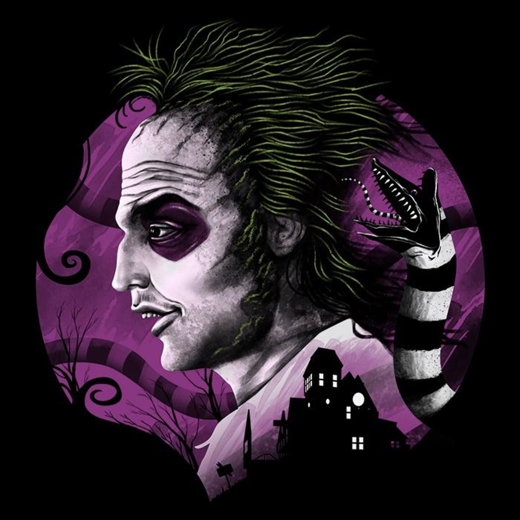 Once Upon a Tee: Devious Ghost
