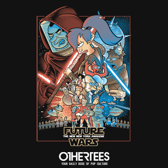 OtherTees: Future wars