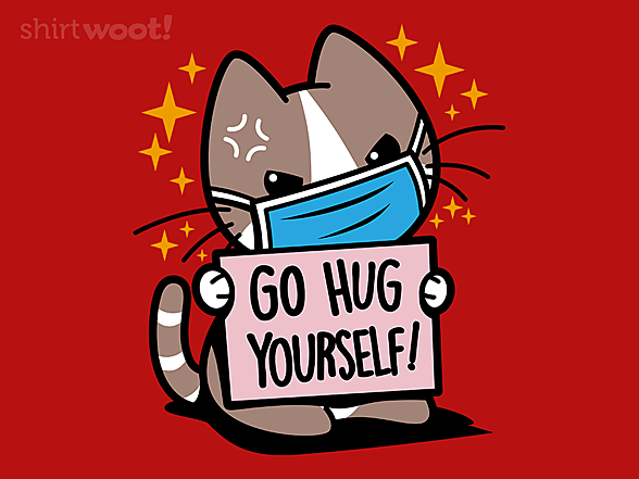 Woot!: No Free Hugs For Now