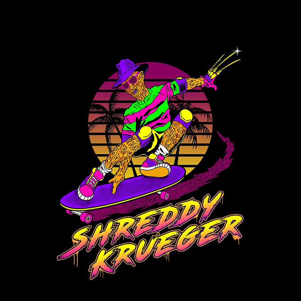 TeeFury: Shred or Die