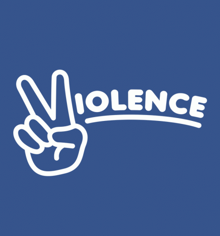 BustedTees: Violence