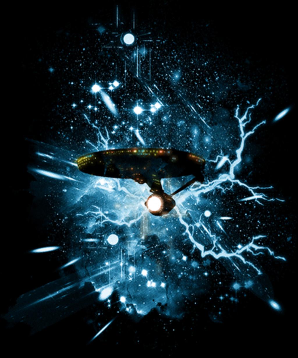 Qwertee: space trap