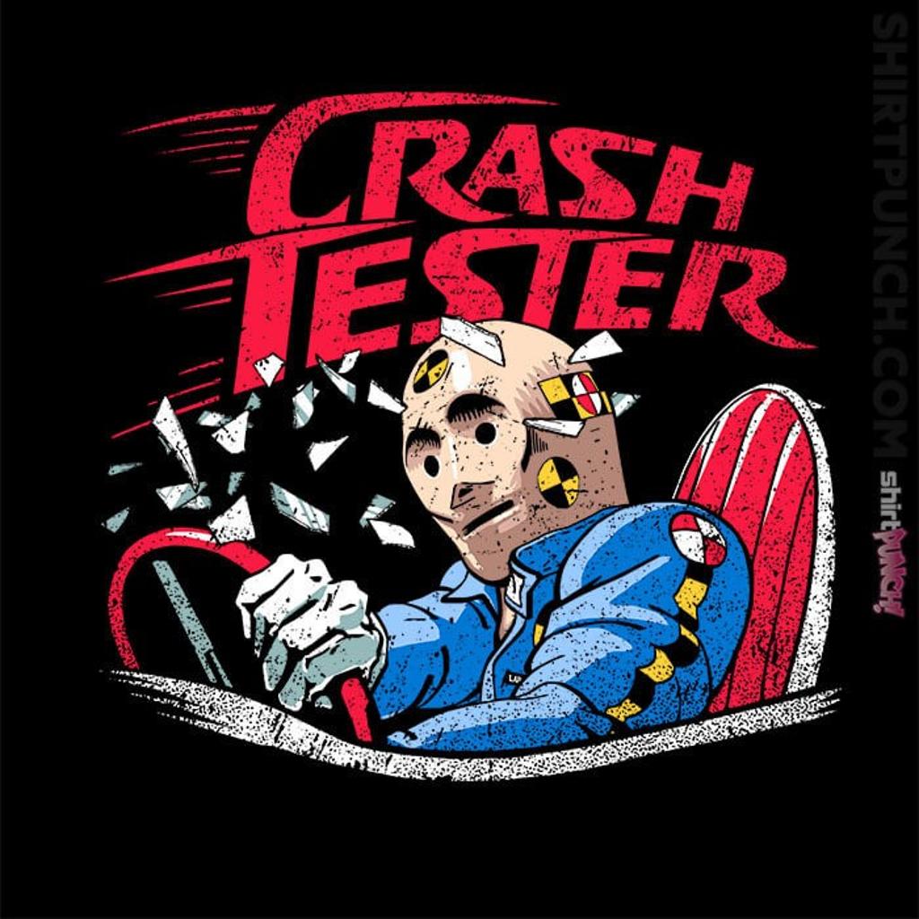 ShirtPunch: Crash Tester